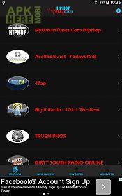 hip hop radio stations