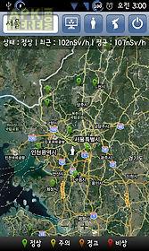 korea radiation
