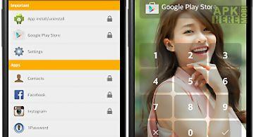 Lock app (applock)