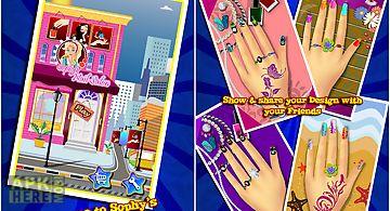 Sophy's nail salon– girls ga..