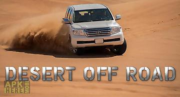Desert off road
