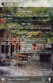 go sms pro formerly theme