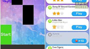 Piano challenges 2 magic tiles