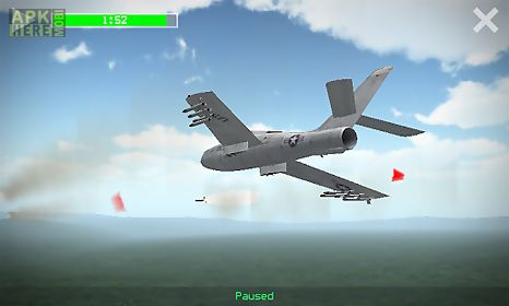 strike fighters attack