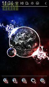 bigbang atom theme