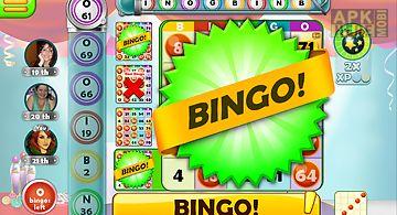 Call bingo
