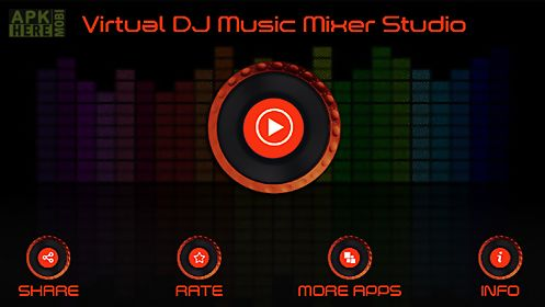 Dj player mixer mp3 for Android free download at Apk Here store