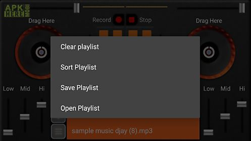 Dj player mixer mp3 for Android free download at Apk Here