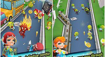 Kill all zombies! - kaz