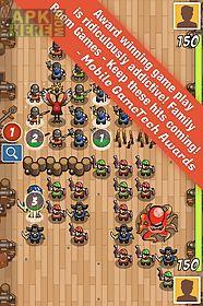 pirate vs ninja 2 player game