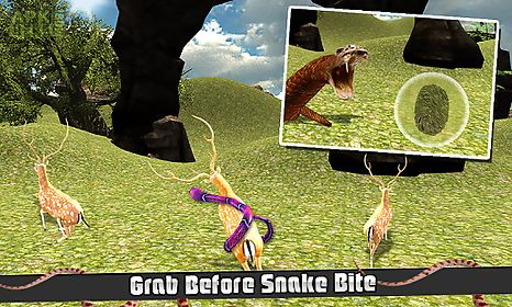 snake attack simulator