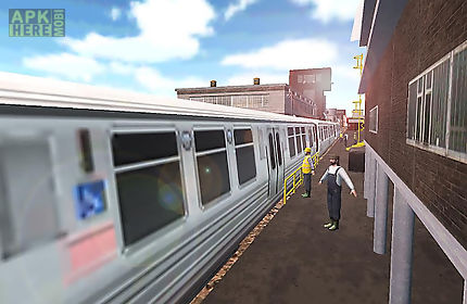 subway train free game
