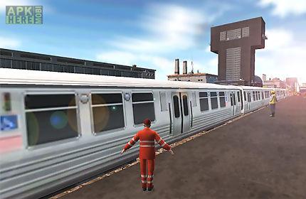 subway train free game