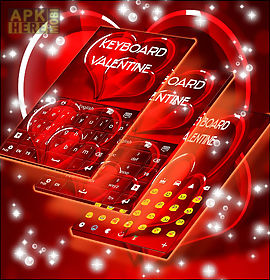 valentine day keyboard