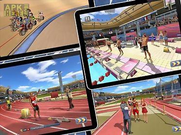athletics 2 summer sports emergent