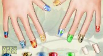 Be a nail polisher
