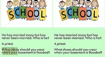 Children riddles