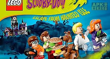Lego scooby-doo! escape from hau..