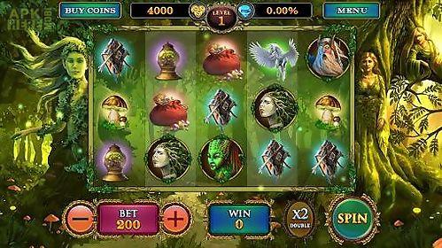 magic forest slots. fairy magic slots