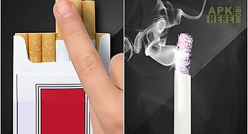 Real smoking simulator