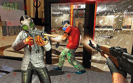 secret agent: robbery escape