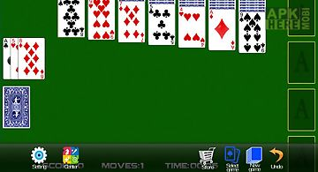 Solitaire card games hd - 4 in 1