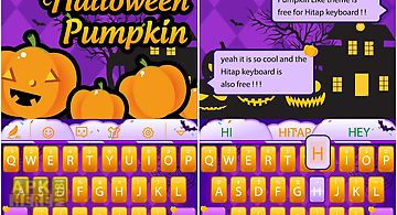 Halloween pumpkin for hitap