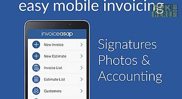 Invoice asap for quickbooks