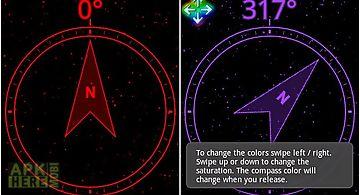 Night compass