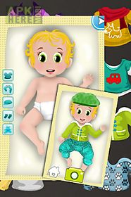 baby sitter - baby care