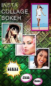collage bokeh
