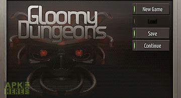 Gloomy dungeons 3d
