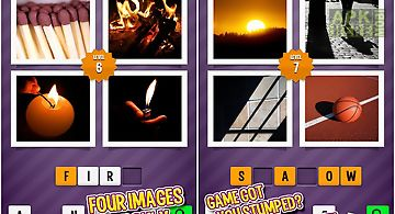 Photo quiz:what's the word?