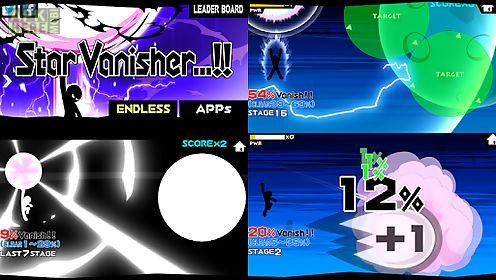 star vanisher [dbz]