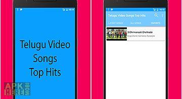 Telugu video songs top hits