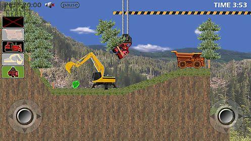 traktor digger 2