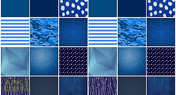 Blue wallpapers