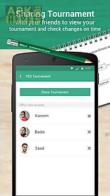 bolla tournament bracket maker for android free download at apk here
