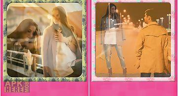 Image blender photo editor