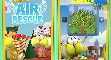 Mundo gaturro: air rescue