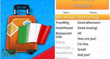 Phrasebook italian lite