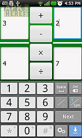 Simple fraction calculator for Android free download at Apk Here