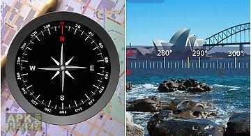 Survey compass ar