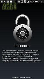 unlocker
