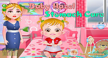 baby hazel stomach care