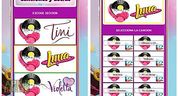 Soy luna capitulo canciones for Android free download at Apk