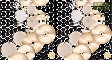 Drum set - real drum -drum kit
