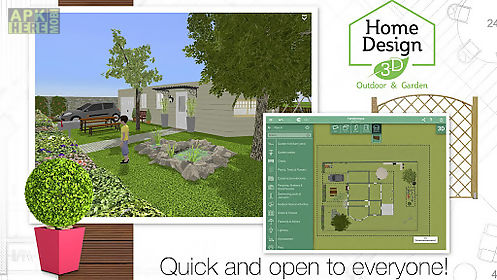 Home design 3d outdoor/garden for Android free download at Apk ...