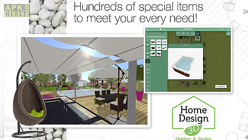 home design 3d outdoor/garden