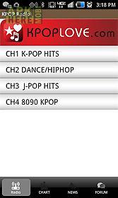 kpop radio (kpoplove.com)